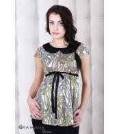Блуза для беременных Diviya цвет турецкий орнамент