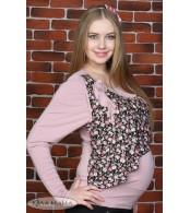 Джемпер для беременных Flora