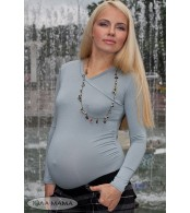 Боди из трекотажа Alika2 для беременных