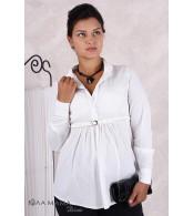 Блуза для берменных стрейчевая Rosa