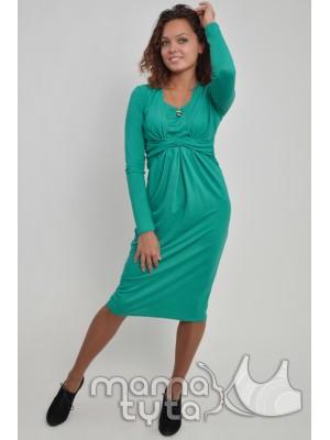 7f429ddd237f Нарядное платье УЗЕЛ для беременных и кормящих мам цвета минт ...