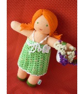 Кукла Катя(зел)
