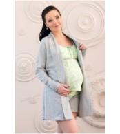 """Кардиган  для беременных и кормящих мам с запахом """"Skylight"""""""