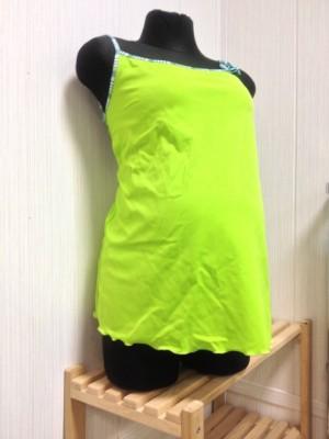 Купальник для беременных   светло-зеленый