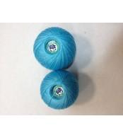 Нитки Ирис для вязания, цвет   васильковый