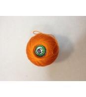 Нитки Ирис для вязания, цвет  лосось