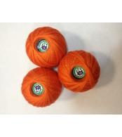 Нитки Ирис для вязания, цвет  малиновый