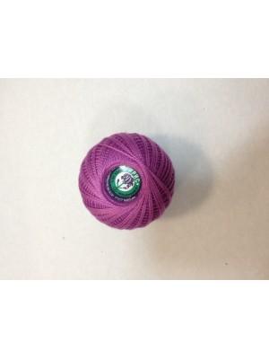 Нитки Ирис для вязания, цвет   розовый