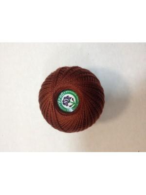 Нитки Ирис для вязания, цвет  коричневый №2