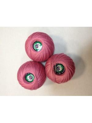 Нитки Ирис для вязания, цвет  светлая роза