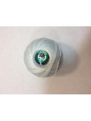 Нитки Ирис для вязания, цвет светло- серый