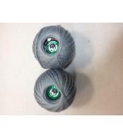 Нитки Ирис для вязания, цвет  светло- синий