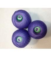 Нитки Ирис для вязания, цвет   сирень №2