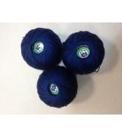 Нитки Ирис для вязания, цвет   темно-зеленый