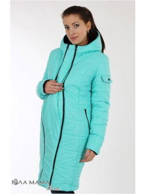 Куртка зимняя Kristin, бирюза
