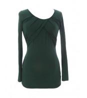 Блуза LADA, темно-зеленый