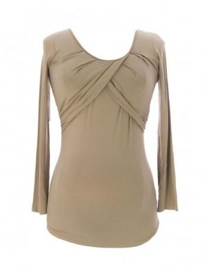Блуза LADA,  светло-бежевый