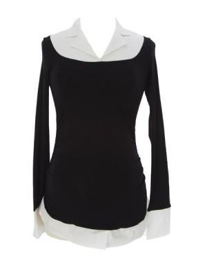 Блузка для беременных Mistique, черный