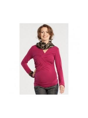 Блуза для беременных RIANA II, сангрия