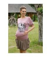 Юбка для беременных Rully, капучино