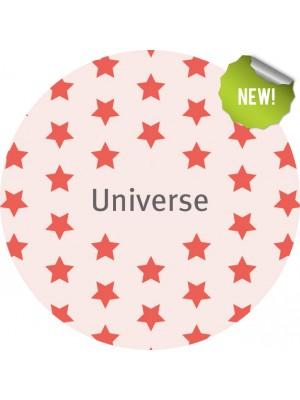 Эрго рюкзак Love & Carry DLIGHT из шарфовой ткани —  Вселенная