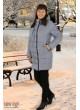 Куртка зимняя двусторонняя (стальной)