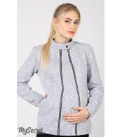 Жакет для беременных  Astrid,  серый меланж
