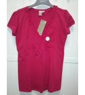 Футболка Prenatal для беременных и кормящих,    хаки