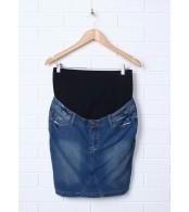 Джинсовая юбка Prenatal