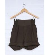 льняные шорты  Prenatal, хаки
