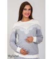 Свитшот для беременных  и кормящих   Amira
