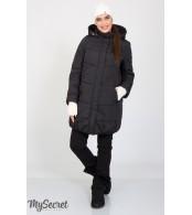 Зимняя куртка для беременных   Jena, черный