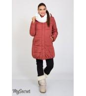 Зимняя куртка для беременных   Jena,  пыльный кедр