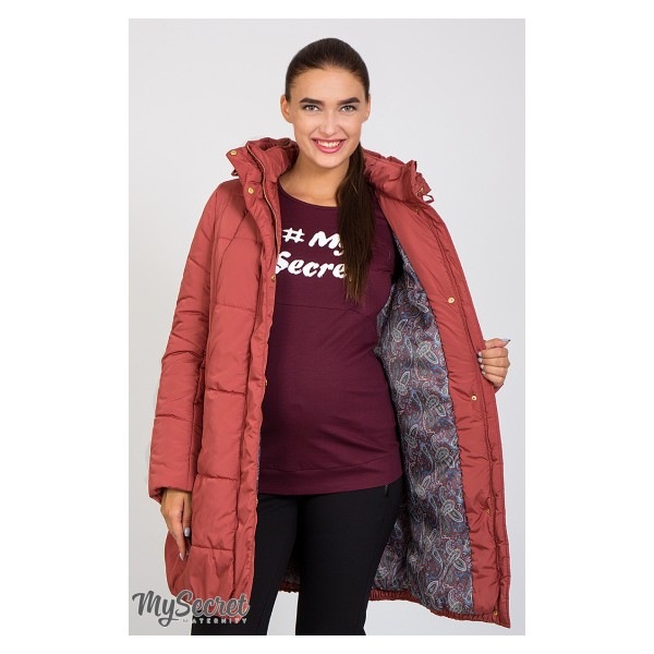 263181b46203d5e зимняя куртка,одежда для беременных,куртка для беременных, пуховик