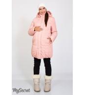 Зимняя куртка для беременных   Jena, пудра