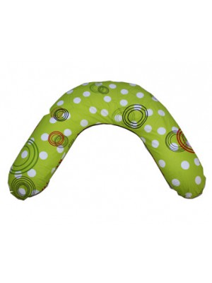 Подушка для беременных и кормления КЛАСИК (наполнитель шарики)