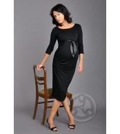 Платье для беременных Dacja,  черный