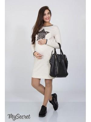 Платье  для беременных и кормящих Milano light