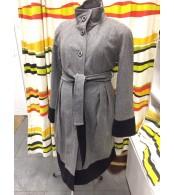 Утепленное пальто  для беременных