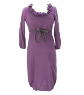 Платье для беременных Moita,  фиолет