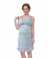 """Ночная рубашка для беременной и кормящей мамы """"Honey"""""""