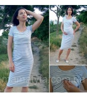 Платье АМЕЛИ для беременных и кормящих