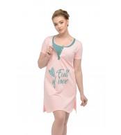 """Ночная рубашка """"Clover"""" для беременных и кормящих"""