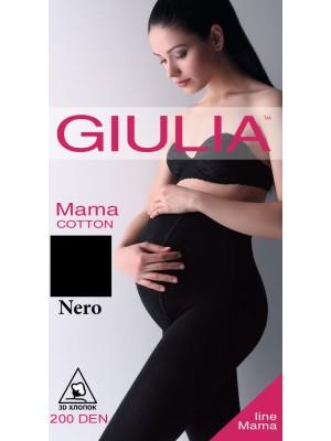 Колготки для беременных 200DEN, черный