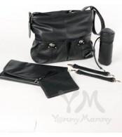 Мамина сумка Casual, серый