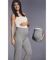 Трикотажные штаны для дома для беременных esmara, серый