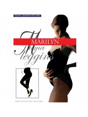 Леггинсы для беременных (100 den) Marilyn Mama
